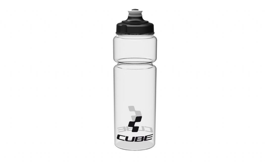Icon 750ml Bottle (Clear)